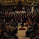 """La OFMAN reúne a 120 personas para su tercera interpretación de """"El Mesías"""" en la Catedral"""