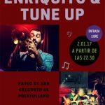 """Puertollano: """"Enriquito"""" y Tune Up, jazz-flamenco de altura este 2 de enero en Pub Luna"""