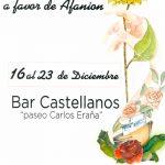 Exposición solidaria del estudio de pintura Irene Hidalgo a beneficio de Afanion