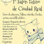 El Espacio Joven acoge este fin de semana el I Salón Felino de Ciudad Real