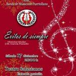"""La AMC Banda de Música de Puertollano regalará """"éxitos de siempre"""" en su gala de Navidad"""