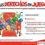Puertollano: Ya se pueden donar juguetes no bélicos y no sexistas en la Asamblea Local de Cruz Roja