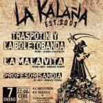 La Kalaña se despide con un concierto en Miguelturra