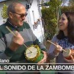 Laureano, uno de los últimos maestros de la zambomba en Puertollano