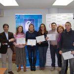 Una decena de emprendedores innovadores concluye con éxito el programa 'Mónico Sánchez' del CEEI y la Cámara