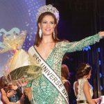 La ciudadrealeña Noelia Freire se proclama la mujer más guapa de España y prepara el asalto a Miss Universo