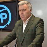 """Martín asegura que Jorge Fernández se ha convertido en el """"presidente black"""" de Pilar Zamora"""