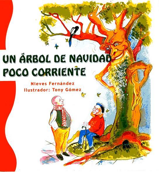 Portada de cuento de Nieves Fernández