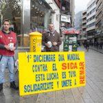 REMAR sale a la calle a recabar fondos para la lucha contra el SIDA