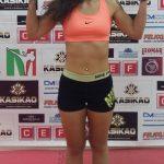 La puertollanera Sheila García competirá en los prestigiosos eventos WLF en China