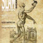 Slam Poetry contará con la presencia de la poeta Alicia ES. Martínez