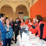 El maratón solidario Solinavidad llena de color el Palacio de la Diputación