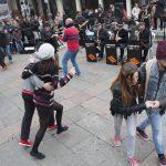 Basement Band y Swing Ciudad Real calientan una escarchada mañana de posnavidad