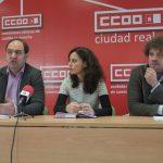 CCOO bendice el plan de trabajo garantizado de Ganemos Ciudad Real