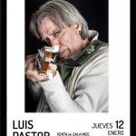 Luis Pastor, Linze y Ramdom Thinking llegan este enero a la Sala Nice