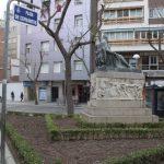Llega la hora de la Plaza Cervantes