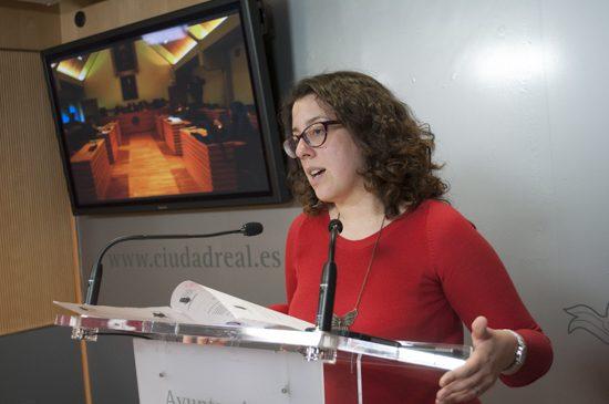 Sara Martinez consejo de ciudad 1