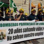 Desestiman el recurso de CSIF contra la convocatoria de la OEP de bomberos de Ciudad Real y le condenan a costas