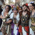 Ciudad Real: El Concurso Nacional de Carrozas y Comparsas del Domingo de Piñata repartirá 24.000 euros en premios