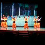 Safiya Aisha y Danza Oriental Saisha Danza cautivan al público del Quijano