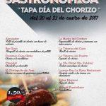 """Puertollano: Una docena de bares y restaurantes ofrecerán tapas con chorizo """"para llenarse de salud"""""""