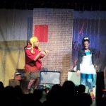 «Los Cuentilocos y la llamada de Caperucita Roja», este domingo en el infantil del Teatro de la Sensación
