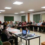 65 personas participan en los cursos básicos de formación del voluntariado de Cáritas