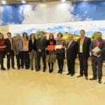 El stand de Castilla-La Mancha en FITUR ha sido reconocido como el mejor de la feria internacional, junto al de Andalucía y Baleares