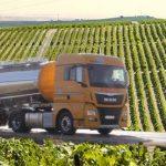 Agricultores franceses atacan tres camiones que transportaban vino, entre ellos uno de una empresa ciudadrealeña