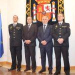 Miguel Rufino Méndez toma posesión del cargo de jefe de la Comisaría del Cuerpo Nacional de Policía en Ciudad Real