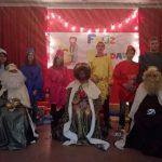 Los Reyes Magos visitan Las Casas y varias residencias de la Capital