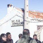 «Inmensa alegría» de los vecinos: El Gobierno regional paraliza la demolición del histórico poblado minero de Las Tiñosas
