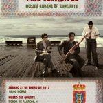 El Museo del Quijote se llenará de los ritmos cubanos del Trío Cervantes