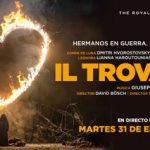 """Ciudad Real: """"Il trovatore"""", de Verdi, este martesen el Cine Las Vías"""