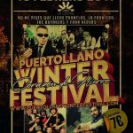 No me pises que llevo chanclas, La Frontera, The Buyakers y Fran Hervás protagonizarán el primer Puertollano Winter Festival