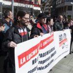 Las Marchas de la Dignidad protestan contra los recortes en las pensiones