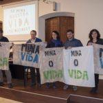 Los Frentes Antimina apuestan por trasladar a toda la provincia la problemática de la minería de tierras raras