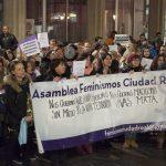 Ciudad Real: Hasta la afonía, gritos de «¡ni una más!»