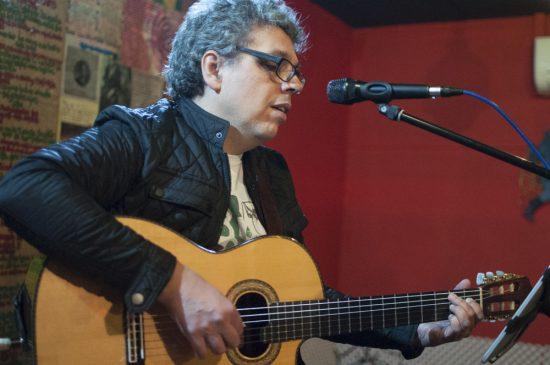 Pedro Guerra en Pachamama 3