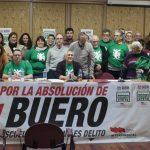 acto solidaridad con Los 5 del Buero 3