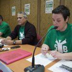 acto solidaridad con Los 5 del Buero 4