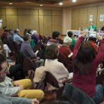 acto solidaridad con Los 5 del Buero 6
