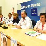Hospital de Ciudad Real y Afanion renuevan sus líneas de colaboración: En 2016 se diagnosticaron en la provincia 12 casos de cáncer infantil