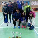 Aldea del Rey: La Escuela Deportiva de Bádminton aldeana sigue cosechando éxitos en la provincia