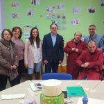 El Gobierno regional respalda los recursos de atención especializada para personas mayores y con discapacidad de Almadén y Guadalmez
