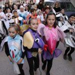 Los niños, grandes protagonistas en el Carnaval de Almodóvar