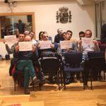 """""""Nos habéis abandonado"""": La Plataforma de Bomberos sale quemada del Pleno"""