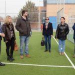 La Diputación ha invertido en Villarta 350.000 euros en 2016 y 84.000 en lo que va de 2017