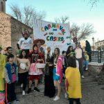 El Carnaval de Las Casas coge bríos