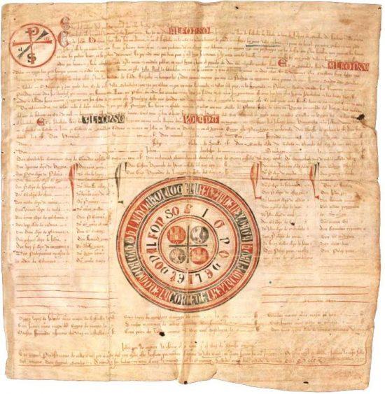 Carta puebla de Ciudad Real (edición facsímil)